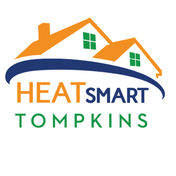 HeatSmart Tompkins logo
